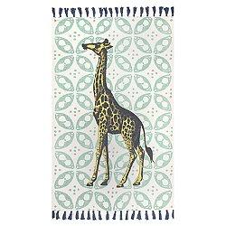 Thomas Paul Giraffe Tassel Rug