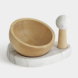 Crux Motar And Pestle