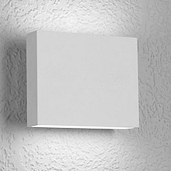 Alume AWL.60 Wall Sconce (Two Light/White) - OPEN BOX RETURN