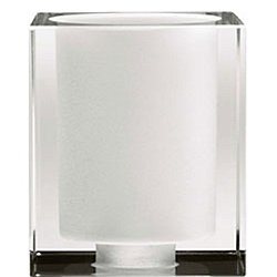 AWL.01 Wall Sconce (Clear Frost/Round 4 Inch Canopy for Standard Junction Boxes) - OPEN BOX RETURN