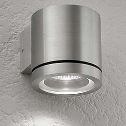 AWL.18 Wall Light (Square 4 Inch Canopy for Standard Junction Boxes) - OPEN BOX RETURN