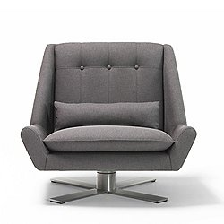 Palms II - Swivel X Base Chair