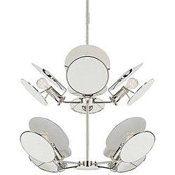 Osiris Reflector Chandelier