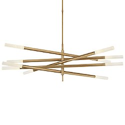 Rousseau Articulating LED Chandelier
