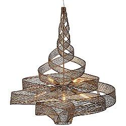 Flow 6 Light Large Pendant Light