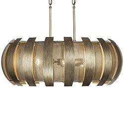 Sawyers Bar Linear Suspension Light
