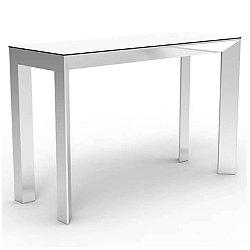 Frame Bar Table, Aluminum Base