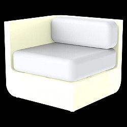 Ulm Sectional Sofa Right Illuminated