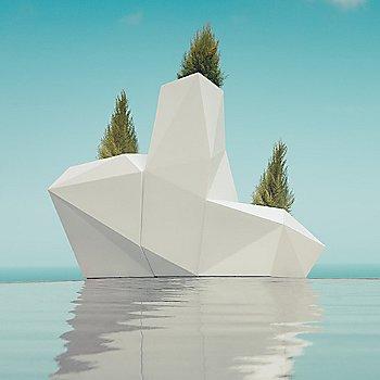 Faz Planter on Water