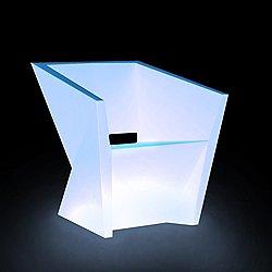 Faz Armchair, Illuminated