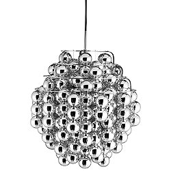 Ball Silver Pendant