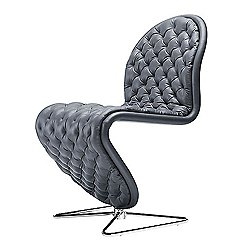 System 1-2-3 Deluxe Dining Chair with Butterfly Feet