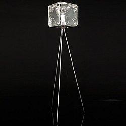 H20 Floor Lamp (Silver) - OPEN BOX RETURN