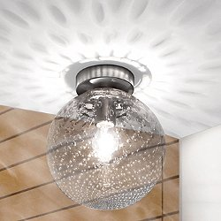 Bolle PL G Semi-Flush Ceiling Light