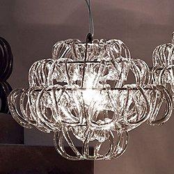 Giogali SP 35 Pendant Light (Crystal/Transparent) - OPEN BOX