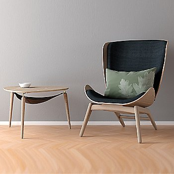 Hang Out Coffee Table and Reader Lounge Chair