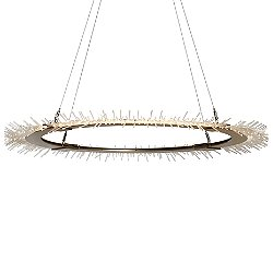 Anemone Circular LED Pendant Light