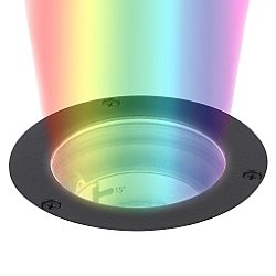 "LED 3"" 12V Color Changing In-Ground Well Light"