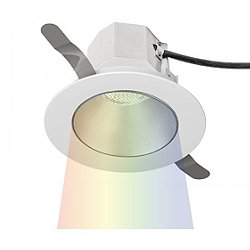 Aether 3.5 inch Color Changing Round Recessed Kit