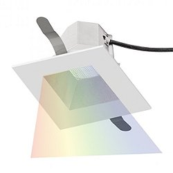 Aether 3.5 inch Square Color Changing Recessed Kit
