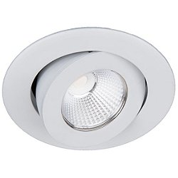 "Oculux 3.5"" LED Round Adjustable Trim"
