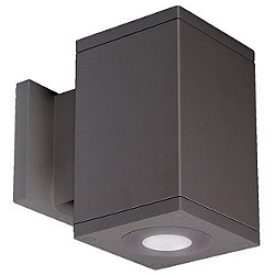 "Cube Architectural 6"" Ultra Narrow LED Wall Sconce"