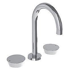 Blue 37 Widespread Faucet