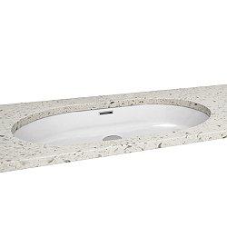 Ove Oval Undermount Sink