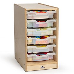 Single Column Storage Cabinet