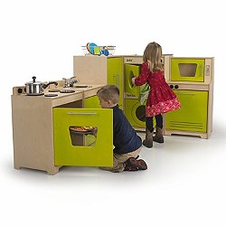 Contemporary Kitchen Play Ensemble