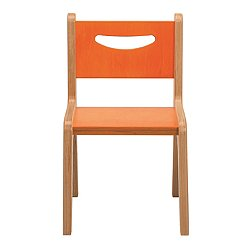 Whitney Plus Color Chair, 12-In. High