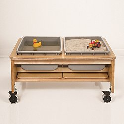 Whitney Plus Sand And Water Table