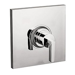 Citterio Pressure Balance Trim with Lever Handle