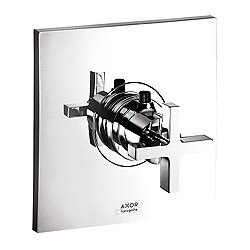 Citterio Thermostatic Trim with Cross Handle