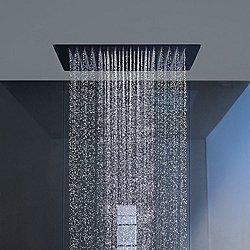 "Starck Ceiling-Mount Square ""Shower Heaven"" Shower Head"