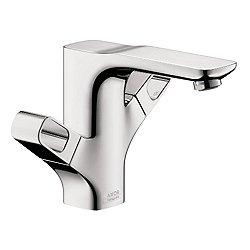 Urquiola Deck-Mount Double-Handle Faucet