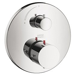 Starck Thermostatic Trim with Volume Control