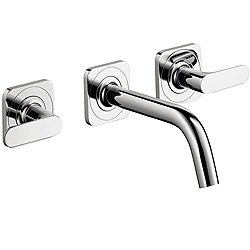 Citterio M Wall-Mounted Widespread Faucet