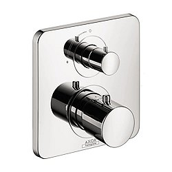 Citterio M Thermostatic Trim with Volume Control