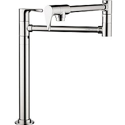 Citterio Deck-Mounted Pot Filler