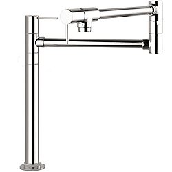 Starck Deck-Mounted Pot Filler