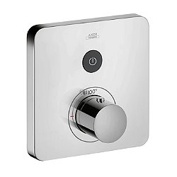 ShowerSelect Softcube Thermostatic One Function Trim