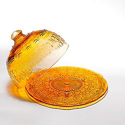 Provenzale Cake Plate and Dome