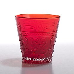 Provenzale Red Cone Tumbler Set of 6