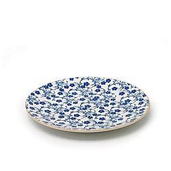Tue Porcelain Plate Set of 4