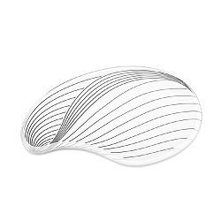 Contour Coaster Set of 2, White