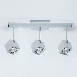 Dau Spot 3-Light Semi-Flush Mount Ceiling Light