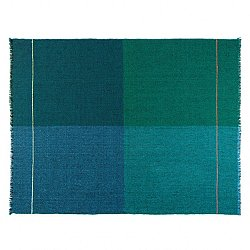 Quaternio Blue Throw