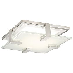 Meridien LED Flush Mount Ceiling Light