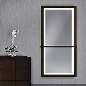Boutique Lighted Wardrobe Mirror by Electric Mirror